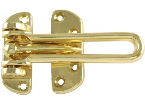 Brass Door Guard